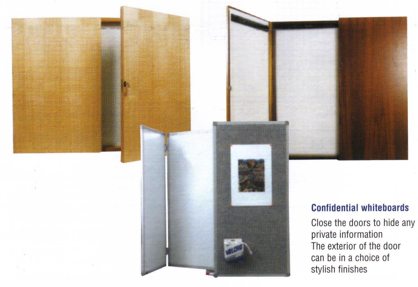 Cabinet Model Whiteboard